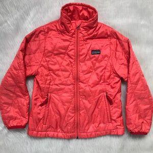 Patagonia Nano Puff Jacket Girls 5-6